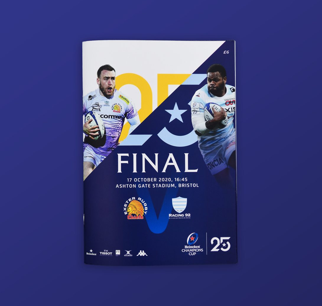 champions cup final 25 year manual