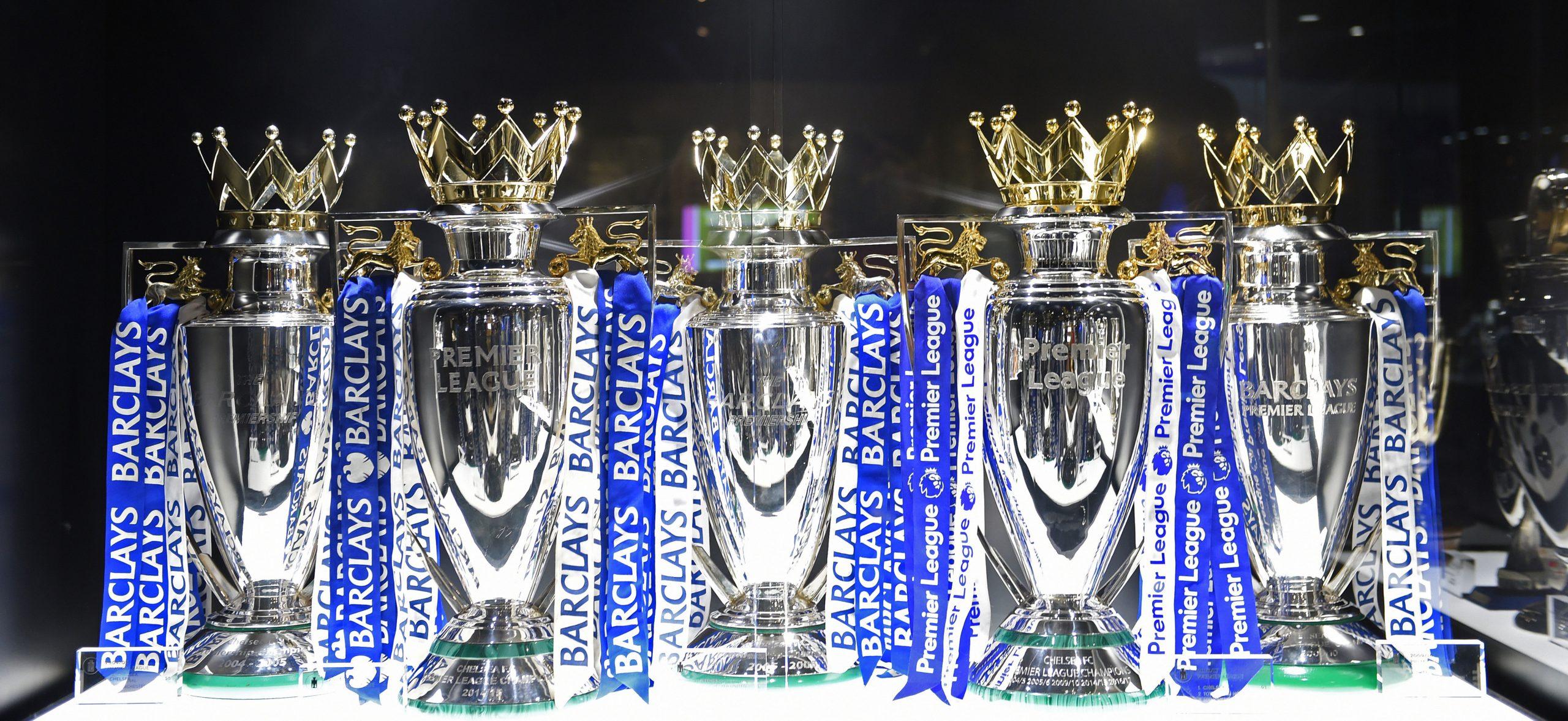 Chelsea FC Trophies