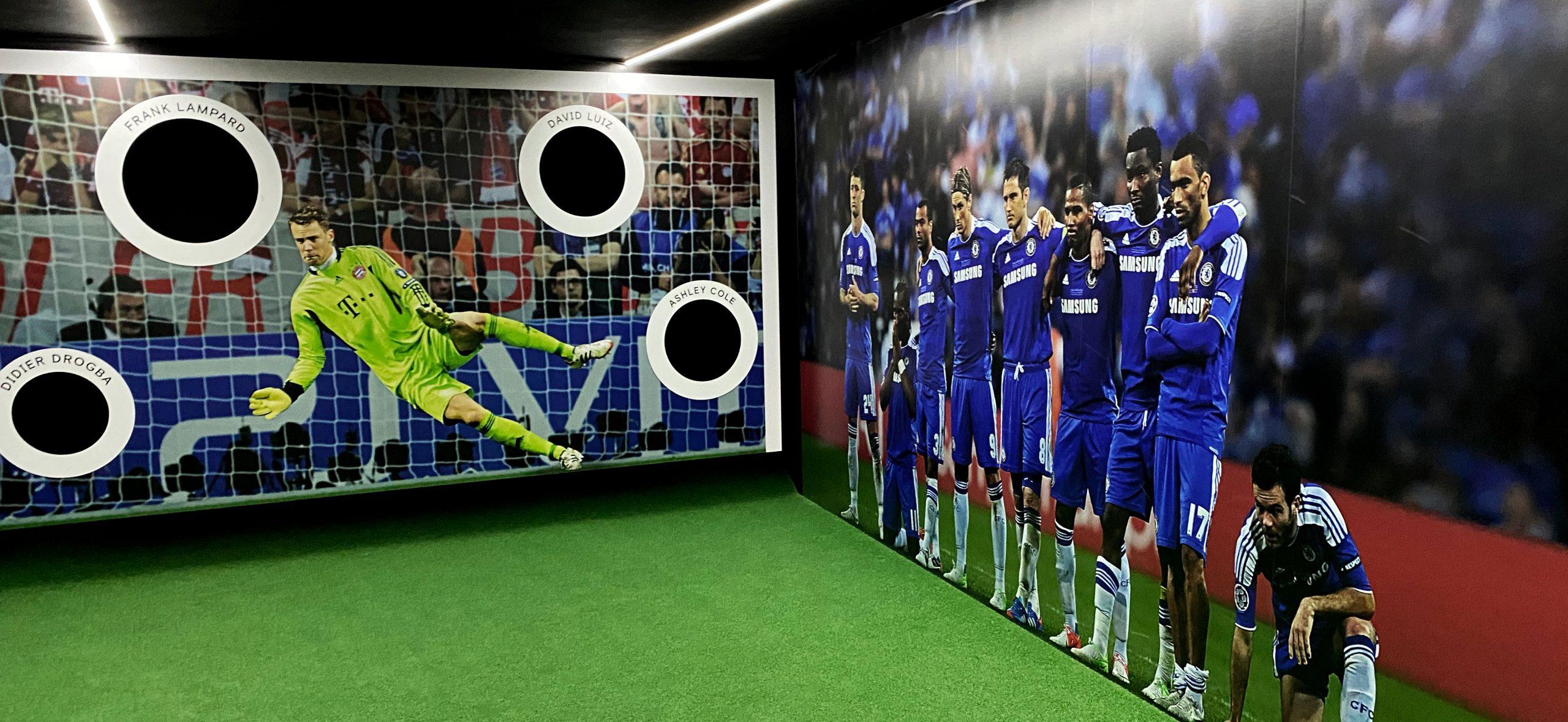 Chelsea FC Penalty shootout activation