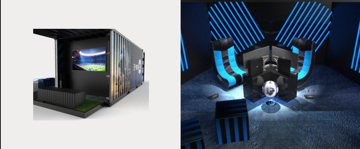 MTL Container interior render