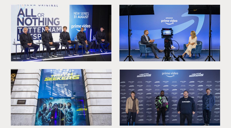 Amazon Prime Video Event branding
