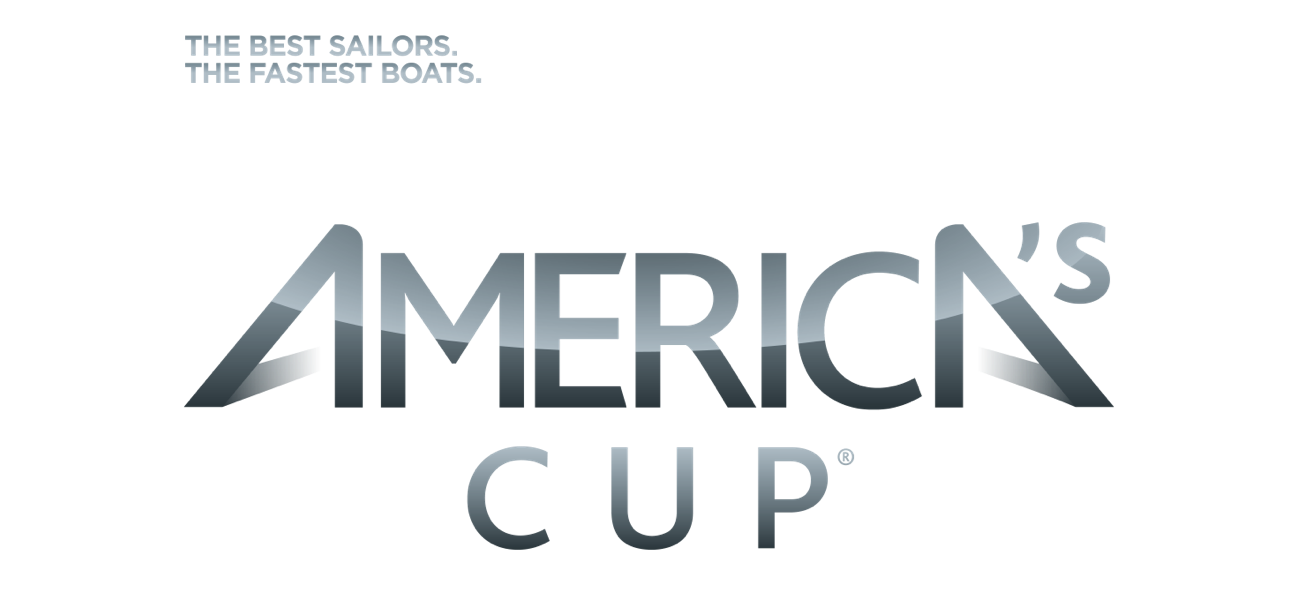 America's Cup Logo and Tagline
