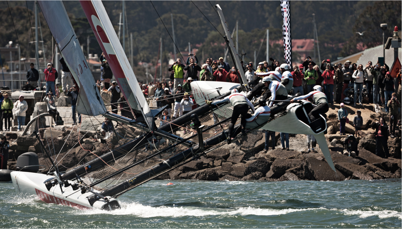 America's Cup Boat Race