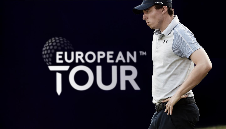 European Tour Golfer