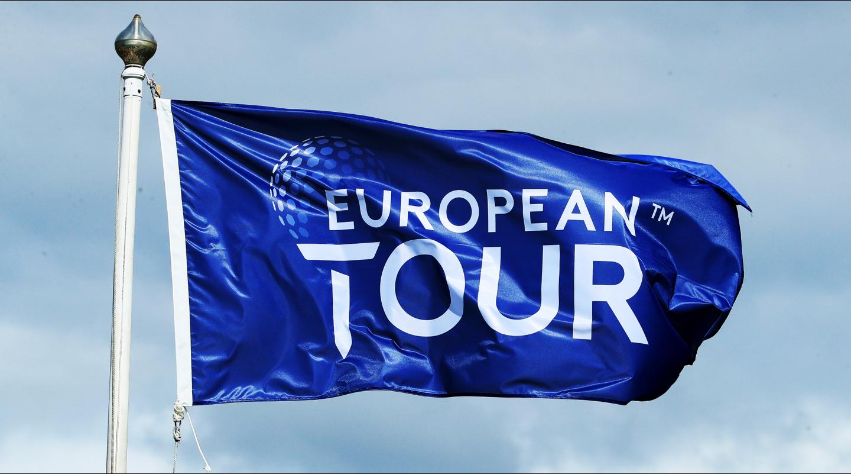 European Tour Blue Flag