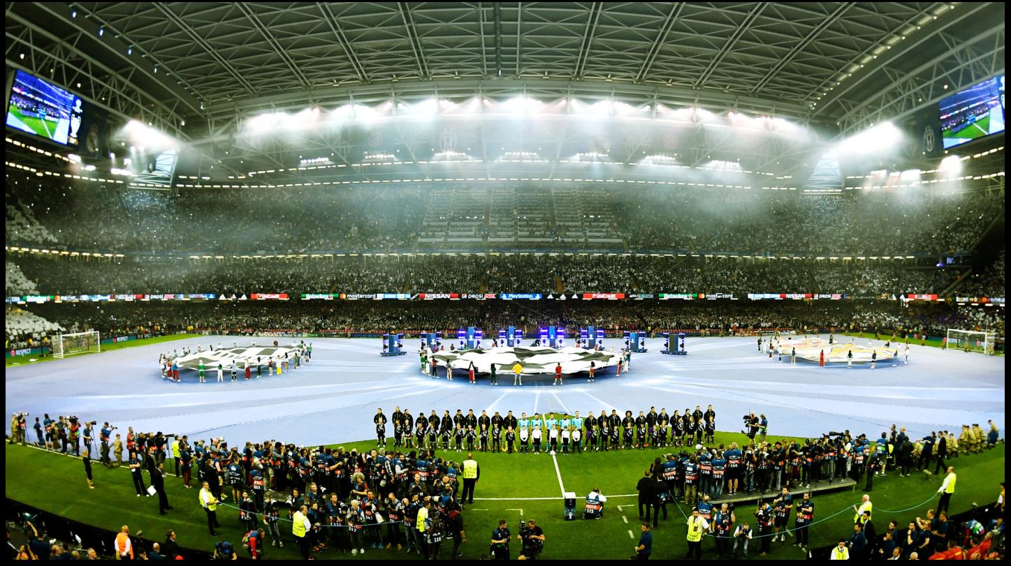 UCLF Cardiff Stadium