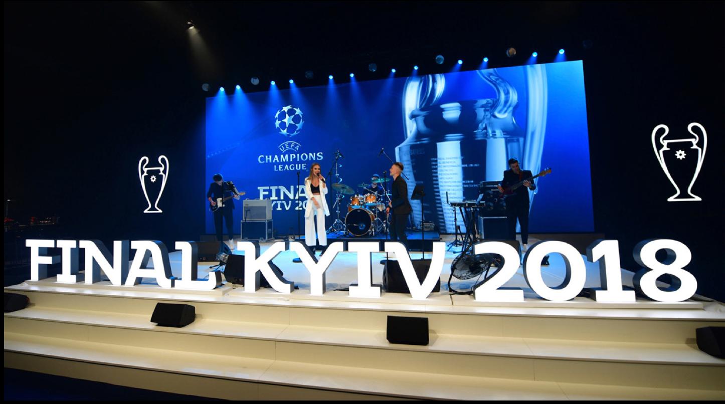 UCLF Kyiv Final sign
