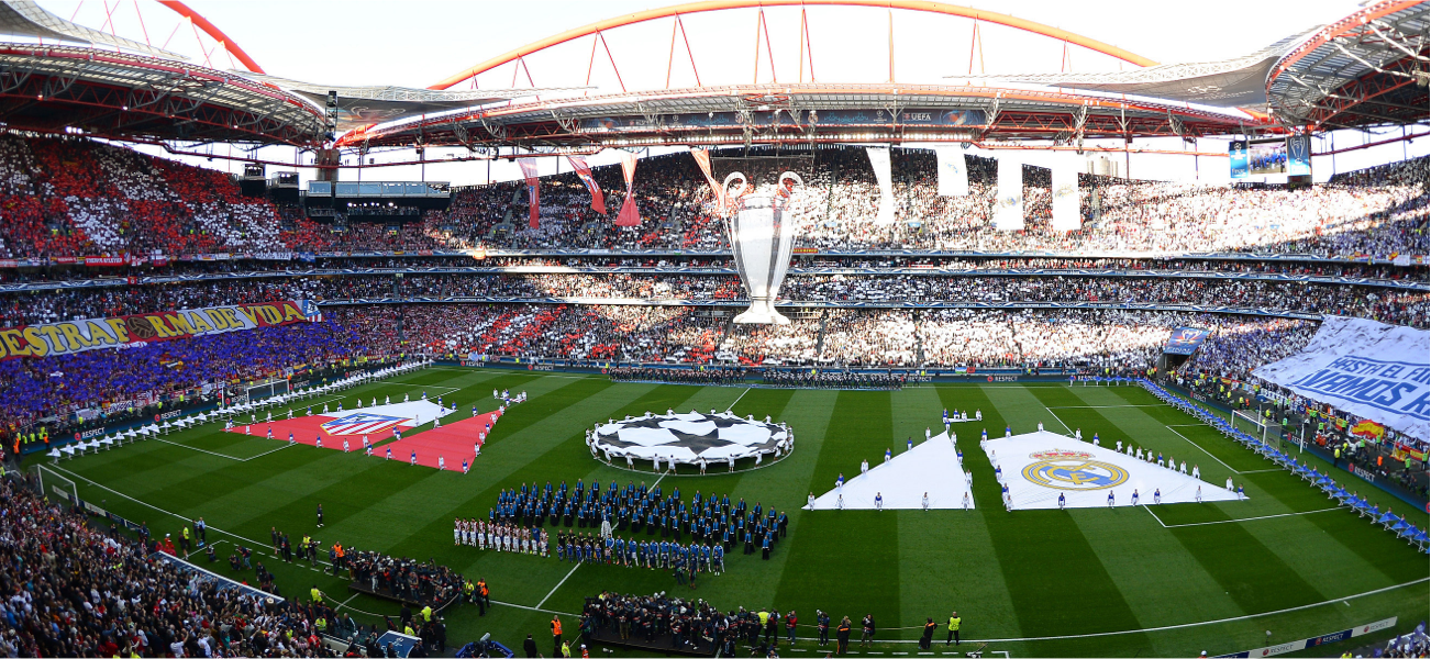 UCLF Lisbon Stadium