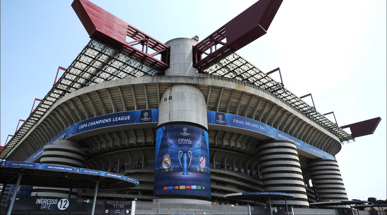 UCLF Milan Stadium
